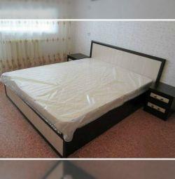 BED MODERN 1.6 CU TUMBLE DIN THM