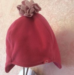 Kız çocukları için şapka Benetton 6-7 yaş