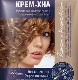 Kohm-henna pentru păr