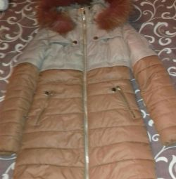 Winter coat for girls 6-9 years old