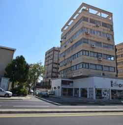 Five offices and an apartment, Fairways Court, Lim