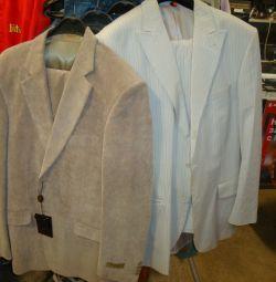 Men's suit hoffner kl 1985-new / truvor street