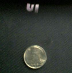 Монета гагарин