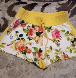 Shorts for a girl