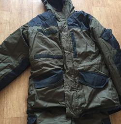 Sale winter men's overalls