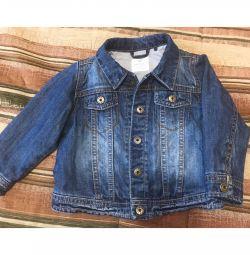 Denim jacket by Zara