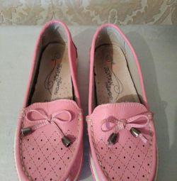 Makasin, pantofi pentru copii 33r