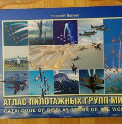 Atlas aerobatic teams of the world