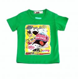 Нова футболка (хлопок)