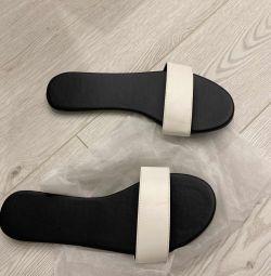 Flip flops new 40 size (26.5 cm)