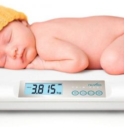 Children's electronic scales. Hire