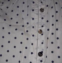 Bezelye Çocuk bluzu