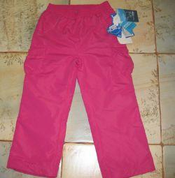 Pantaloni noi TOKKA TRIBE toamna-primăvară