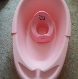 μωρό μπάνιο