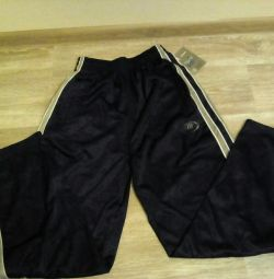 Αθλητικά παντελόνια, νέα με ετικέτα, pp S-M,