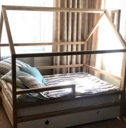 Casa pentru paturi pentru copii