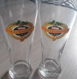 Glasses 2pcs
