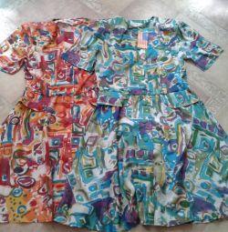 новое платье-халат р 42-46