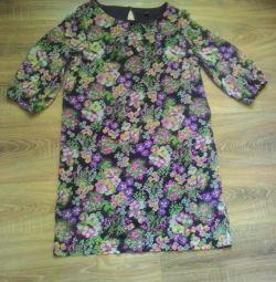 Chiffon dress 44-46