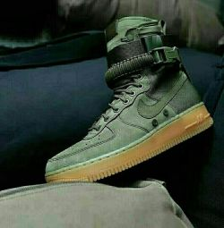 Nike SF Air Force 1 πάνινα παπούτσια