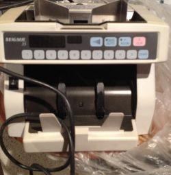 Μετρητής τραπεζογραμματίων Magner 35