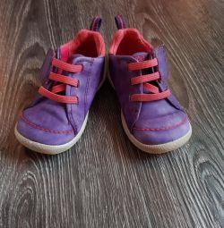 Αντρικά παπούτσια Ecco 20 σελ.