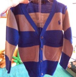 Бренд пуловер