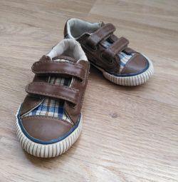 Ανδρικά παπούτσια 20 μέγεθος