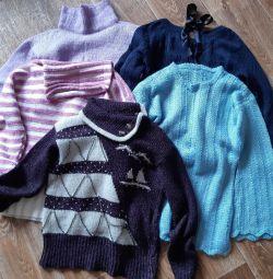 Warm sweaters 7 kinds