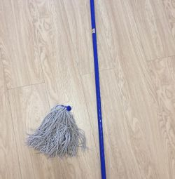 Used mop