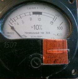 Αμπερόμετρο
