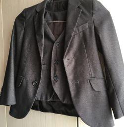 Jacket and waistcoat Truvor 122 p.