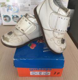 Μπότες της δεκαετίας της δεκαετίας της αντιλόπης 22
