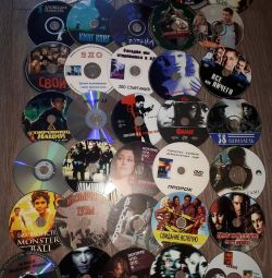 35 movie discs Price for all