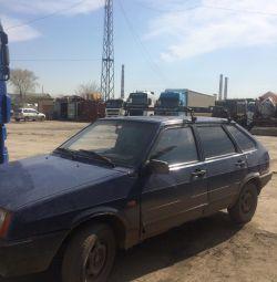 VAZ (Lada) 2109, 1999