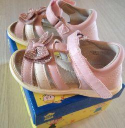 Туфли почти новые