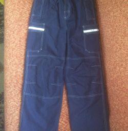 New teenage pants two-sided