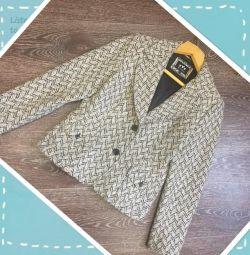 Новый Тeплый пиджак 🤩MARK&SPENSER