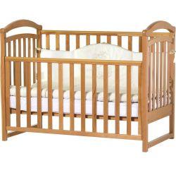 Детская кроватка Veres Соня+матрас из кокос. койры