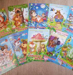Çocuklar için kitaplar.