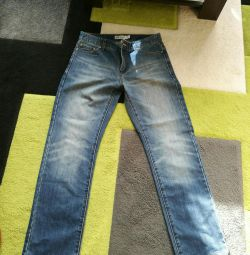 Men's jeans p. thirty