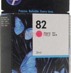 Inkjet cartridge HP N82 (O) CH567A, magenta, 28ml
