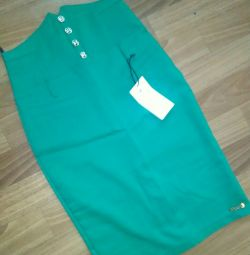 New skirt waist pencil