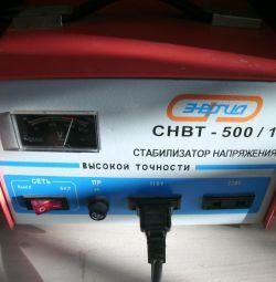 Продаю стабилизатор наряжения СНВТ-500/1