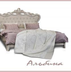 Το κρεβάτι της Αλμπίνας
