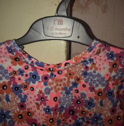 Rochie de vară nouă pentru o fată
