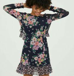 нове плаття h & m р.34