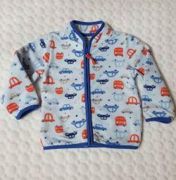 флисовая куртка 86
