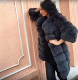 Fur vests and fur coats without prepayment