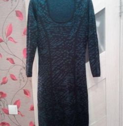 New Woolen Dress